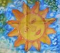 malování na hedvábí - konturová technika 02